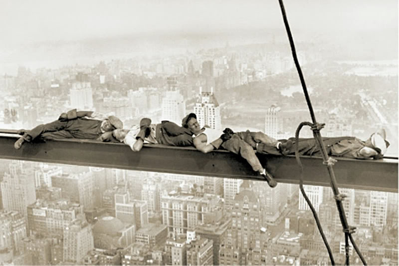 modern-empire-state-building-construction-lewis-hine-on-home-design-with-amazing-pics-vintage-photographs-of-new-york-from-the-archives-of