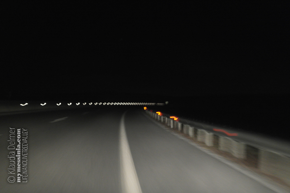 """On the road """"Athens-Messinia"""""""
