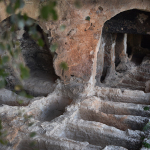 The caves of St. Onuphrius-The Early Christian Catacombs
