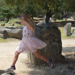 Ancient Olympia through the eyes of a child